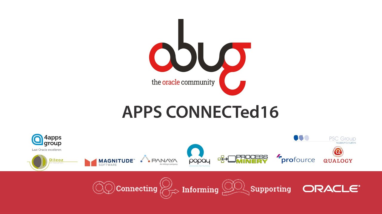 APPS CONNECTed16