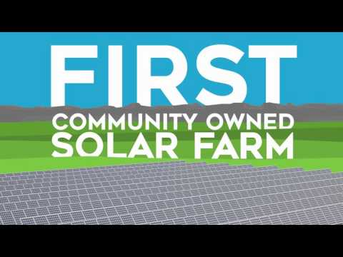 Alberta's First Solar Co-op