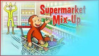 Jorge el Curioso - Curious George:  Supermarket Mixup Full Episode Game