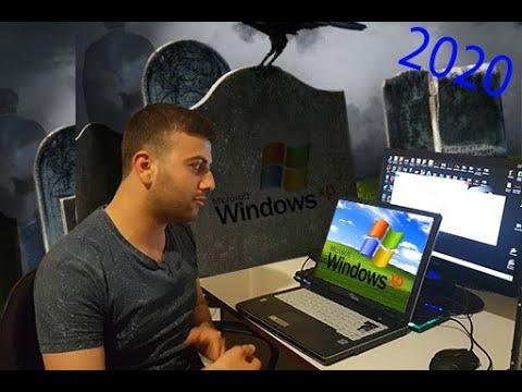 2020 Yılında Windows Xp Kullanılır Mı? ( Kullanıcı Yorumu )