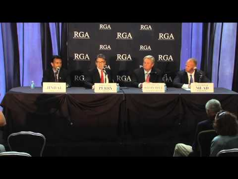 RGA Energy Press Conference in Houston