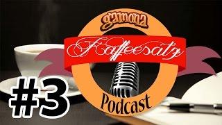 gamona Kaffeesatz - Folge 3 - Brettspiele, Videospiele und Filme