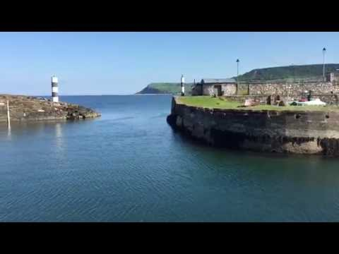 Carnlough Harbour Marina, Glencloy, Northern Ireland #Carnlough #glencloy #harbour