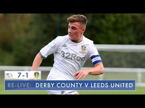 Re-live: Derby County U23 7-1 Leeds United U23: Premier League Cup