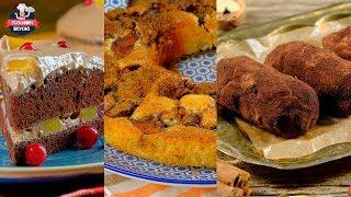 Что можно приготовить на десерт, чтобы удивить гостей?