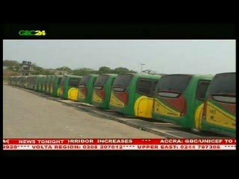 Ghana: Ayalolo Bus Rapid Transit