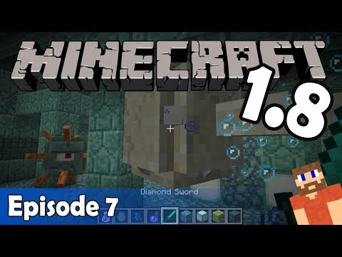 Minecraft 1.8 - Where's the Guardian? - #7