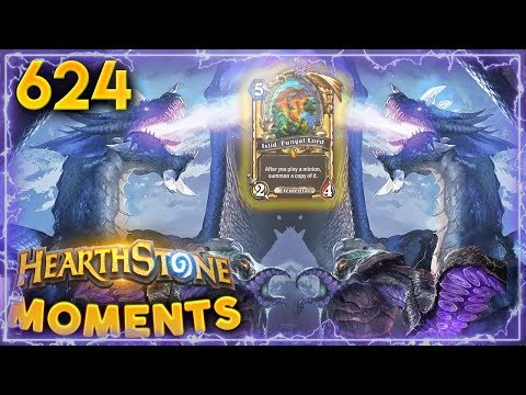 OTK Druid?? Jades Hates This Deck!!   Hearthstone Daily Moments Ep. 624