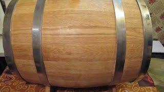 Идея для Бизнеса. Использование Дубовой Бочки  для производства алкогольных напитков.(Горящие Товары на Алиэкспресс http://ali.pub/t09dq БОЧАР! Дубовые бочки для вина и коньяка http://www.bochar.biz/ Почта для..., 2016-01-29T18:21:37.000Z)