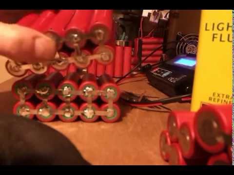 24v20ah 18650 lithium ion pack.. pt2