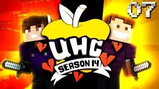 Cube Ultra-Hardcore! Season 14: Episode 7 - SNEAK ATTACK!