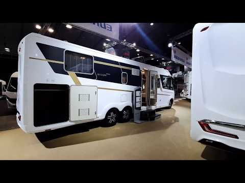 Top of the range RV from EuraMobil : Integra 890QB