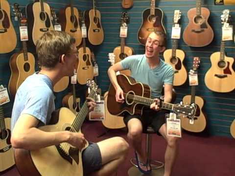 George's Music Customers Jamming in Orlando