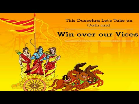 Happy Dussehra/Vijay Dashmi WhatsApp Status Video, Wishes, Greetings, SMS, Dussehra Whatsapp Status