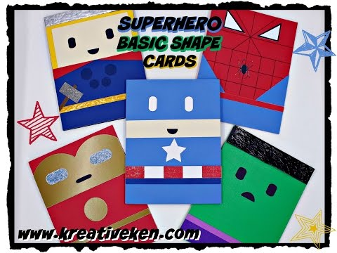 how-to-make-super-hero-cards