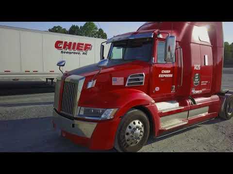 Chief Express LLC | Western Star Trucks