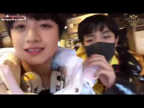 [Vietsub][TF Gia Tộc]【TF家族 】- Thời gian ở quận Dongjiu | Hành trình Hàn Quốc
