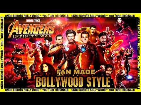 Avengers | बॉलीवुड एवेंजर | Salman Khan | Shahrukh Khan | Amitabh Bachchan | Aamir Khan