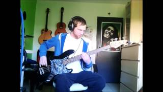 Tool - Prison Sex (Bass Cover)