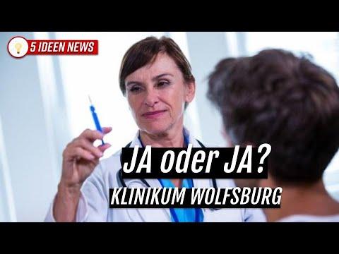 Nicht impfen nicht möglich? - Klinikum Wolfsburg fragt nach Impfbereitschaft - Dave Brych