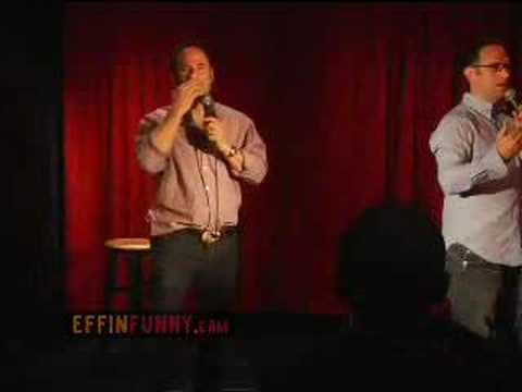 Sklar Brothers Effinfunny Stand Up: Diss by Dice Clay