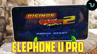 Elephone U Pro Dolphin test Snapdragon 660/Adreno 512/Gamecube Games Android 2018