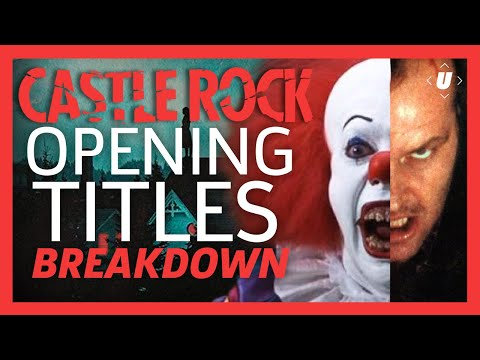 Castle Rock: Opening Titles | Stephen King Easter Eggs & References (Hulu Series)