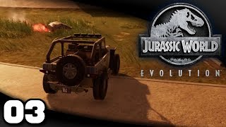Jurassic World Evolution - Ep. 3: Fixing Finances