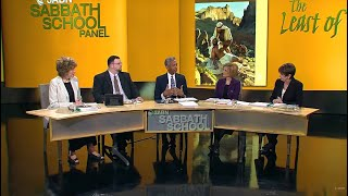 """Lesson 4: """"Mercy and Justice in Psalms and Proverbs"""" - 3ABN Sabbath School Panel - Q3 2019"""