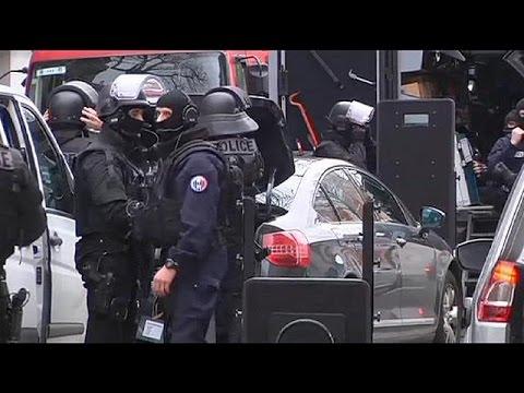 Several mosque attacks following Charlie Hebdo massacre