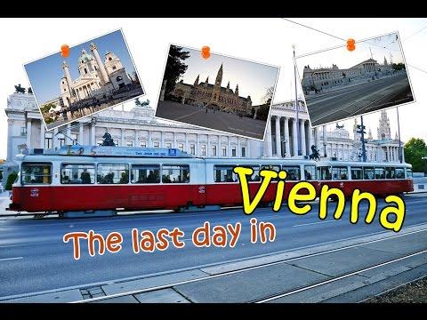 GoNoGuide SS1 EP112 - เที่ยวเวียนนาวันสุดท้าย นั่งรถรางเที่ยวรอบเมือง Vienna Paliament Building
