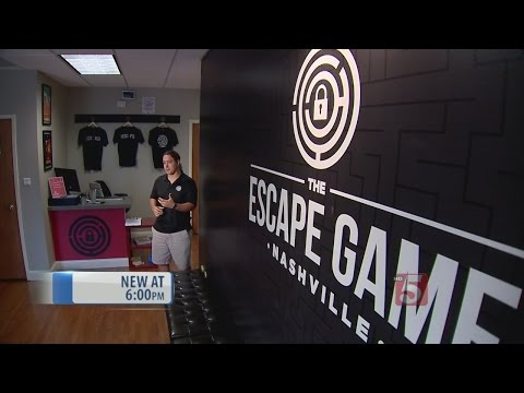 New Music City Attraction Gives Visitors One Hour To Escape