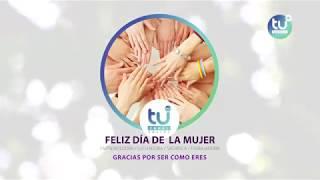 Saludo Día Internacional de la Mujer