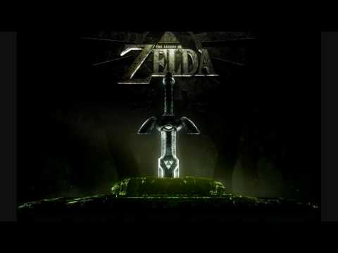 Zelda Main Theme Song