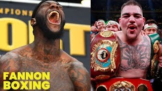 DEONTAY WILDER SAYS ANDY RUIZ FIGHT IS BIGGER THAN JOSHUA FIGHT