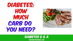 hqdefault - How Many Carbs A Day For A Diabetic