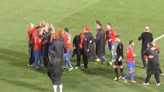 Highlights - Viktoria Plzen vs. CSKA Moskva