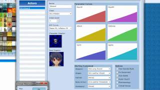 RPG Maker VX Tutorial 1: Characters and Classes