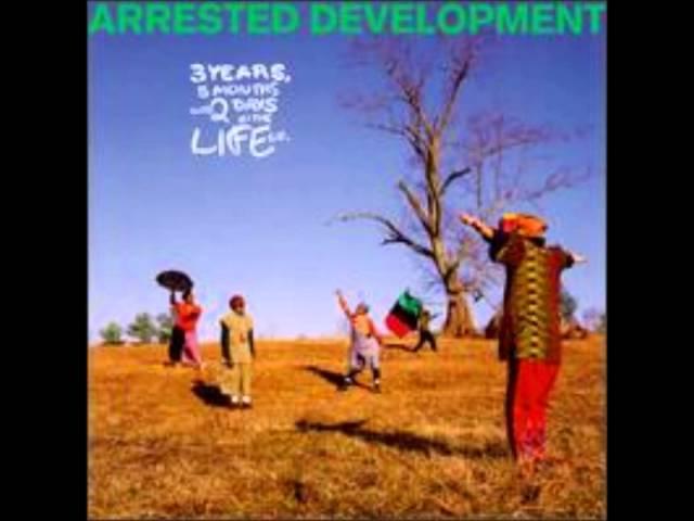Arrested Development - People Everyday