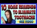 Home Remedies for Toothache - Top 10-Immediate Pain Relief