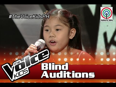 """The Voice Kids Philippines 2016 Blind Auditions: """"Somewhere"""" by Gella"""