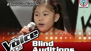 "The Voice Kids Philippines 2016 Blind Auditions: ""Somewhere"" by Gella"