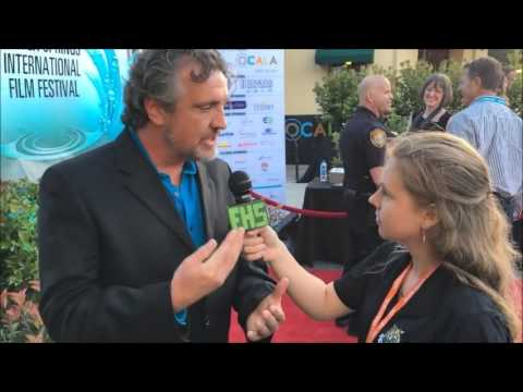 Flat Earth - VAXXED Producer Del Bigtree at the Seattle International Film Festival