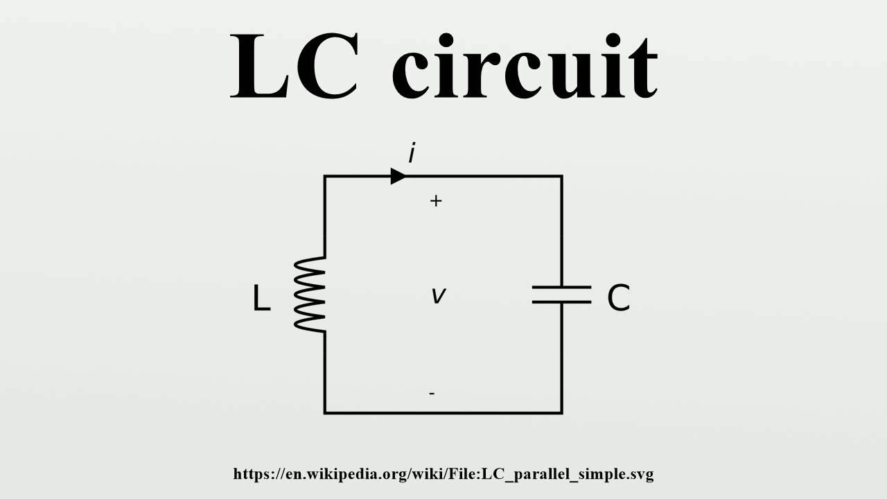 lc circuit diagram [ 1280 x 720 Pixel ]