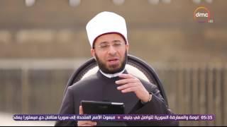 رؤى - اسامة الازهري يكشف الغرض من قضية الحضارة الاسلامية