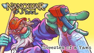 NANOWAR OF STEEL - Sneeztem of a Yawn (Official Video) | Napalm Records