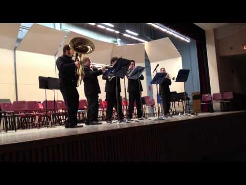 Brassy 5 (1-11-12) Burrillville Middle School