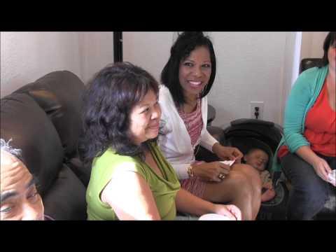LOVETH EKI OGBEBOR'S HOUSE PARTY, SAN LORENZO CA  SUNDAY OCT 6, 2013