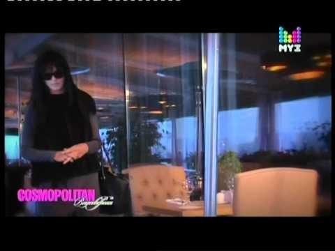 Яна Рудковская - Cosmopolitan. Видеоверсия - 1