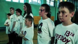 Школа зомби: урок стрельбы на физкультуре